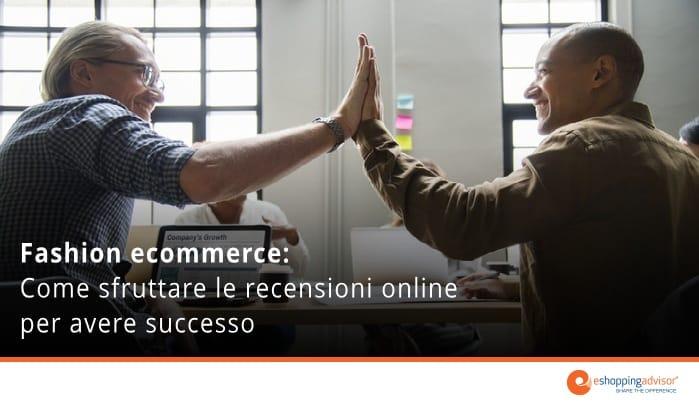 fashion ecommerce: sfruttare le recensioni per avere successo