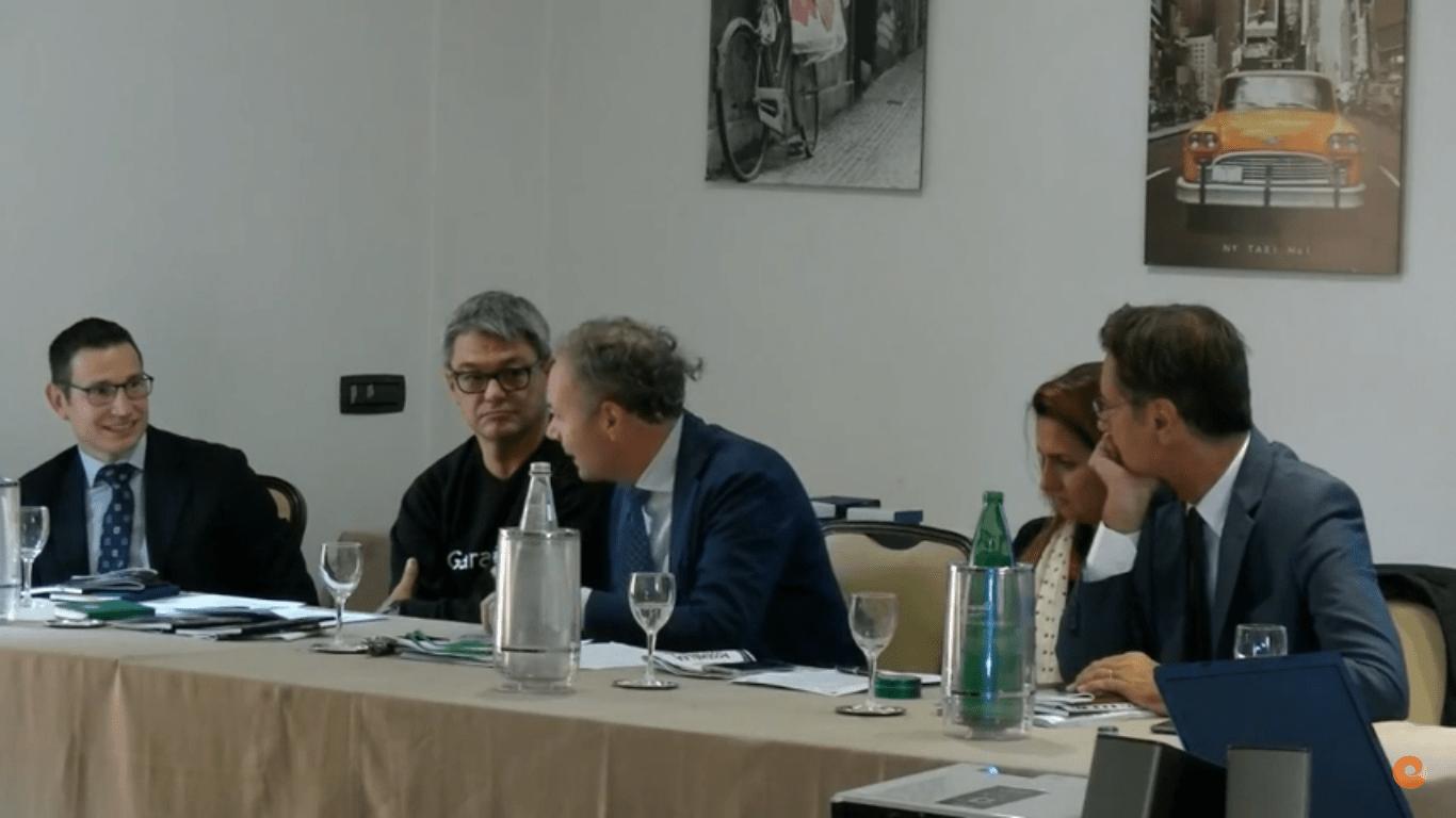 Presentazione libro bianco e tavola rotonda sulla garanzia legale pt 2