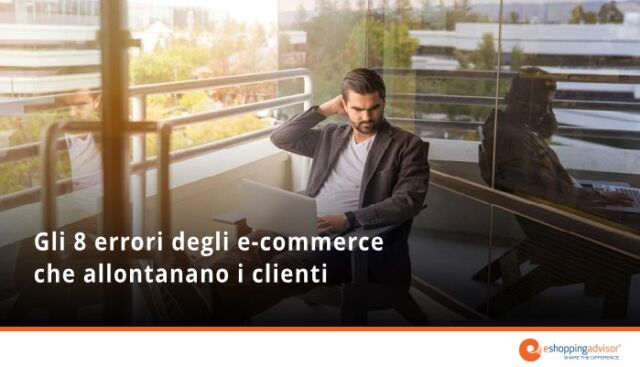 errori e-commerce