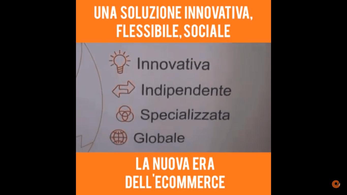 Una soluzione innovativa, flessibile, sociale