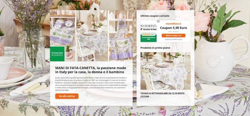 Pubblicità per e-commerce