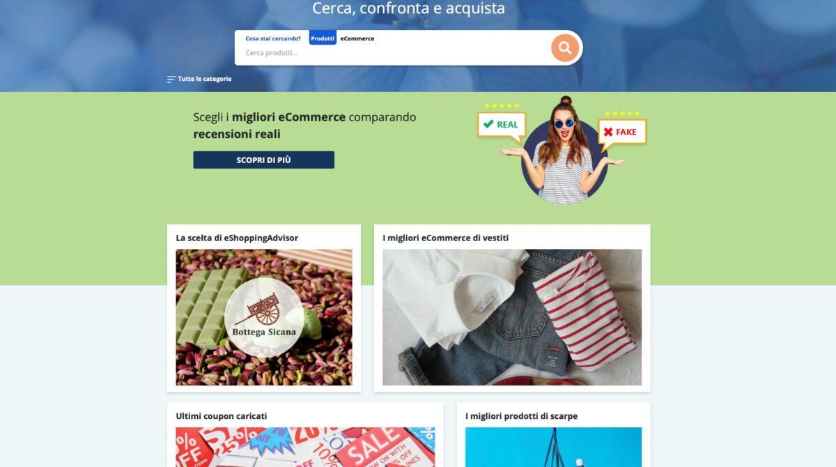 Nuova homepage ESA