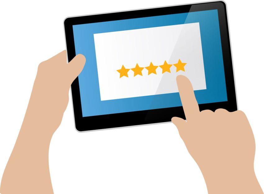 opinioni dei clienti dopo acquisto online